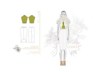 Designs by Fay Eve Richardson.