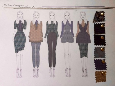 Designs by Gemma Wade.